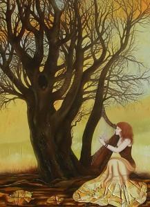 L'arbre aux secrets (54X73)