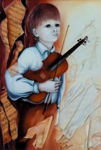 Le petit violoniste